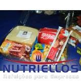 fornecimento de alimentação industrial em Jundiaí