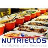 fornecimento de alimentação para empresas preço em Francisco Morato