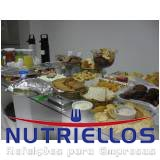 fornecimento de café da manhã para empresas preço em Franco da Rocha