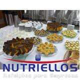 fornecimento de café da manhã para empresas em Santo André