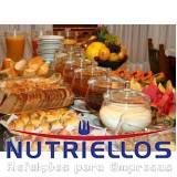 fornecimento de refeição para empresa preço em Poá