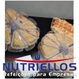 kit de lanches para empresas preço em Carapicuíba