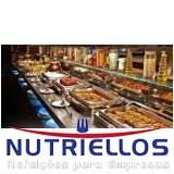 onde encontrar restaurante empresarial para empresa em São Bernardo do Campo