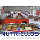 onde encontrar restaurante empresarial em Vargem Grande Paulista
