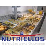 onde encontrar serviço de refeição corporativa em Santo André