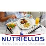 orçamento de alimentação hospitalar em Salesópolis