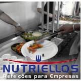 orçamento de terceirização de alimentação para empresas em Franco da Rocha
