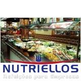 orçamento de terceirização de alimentação para hospitais em Santo André