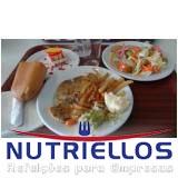 orçamento de terceirização de alimentação para indústria em Barueri