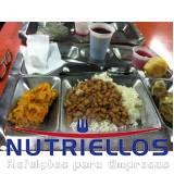 orçamento de terceirização de restaurante em hotel em ARUJÁ