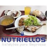orçamento de terceirização de restaurante em indústria em Arujá
