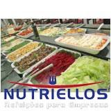 quanto custa alimentação empresas em Suzano