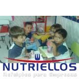 quanto custa alimentação escolar e nutrição em Santana de Parnaíba