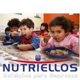 quanto custa alimentação escolar terceirizada em Vargem Grande Paulista