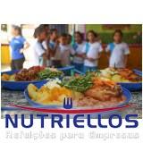 quanto custa alimentação para escola terceirizada em Taboão da Serra