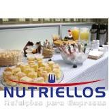 quanto custa café da manhã saudável na empresa em Mogi das Cruzes