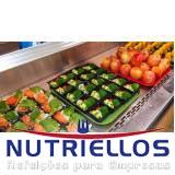 quanto custa cardápio para refeição coletiva em Santa Isabel