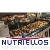 quanto custa empresa de refeição corporativa em Carapicuíba