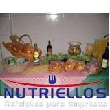 quanto custa refeição coletiva na empresa na Caçapava