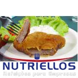 quanto custa refeição coletiva em Santo André