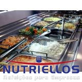 quanto custa refeições coletivas em empresa em Caieiras