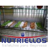 refeição coletiva na empresa preço em Santa Isabel