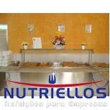 refeição coletiva na empresa em Salesópolis