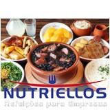 refeição coletiva na indústria preço em Embu das Artes