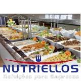 refeição coletiva preço em Alphaville