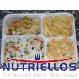 refeição coletiva em Francisco Morato