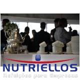 refeição corporativa completa preço em Caieiras