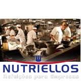 refeição corporativa para condomínio preço em Santa Isabel