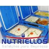 refeição corporativa para funcionário em Jacareí