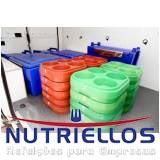 refeição corporativa para indústria em Franco da Rocha