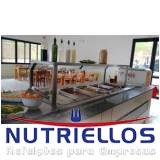 refeição corporativa para obra preço em Barueri