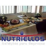 refeição em empresa preço em Franco da Rocha