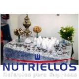 refeição na empresa em Barueri