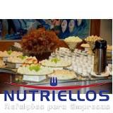 refeição para empresa preço em Francisco Morato