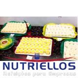 refeições coletivas com cozinha industrial em Santo André