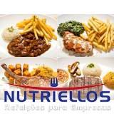 refeições coletivas em empresa preço em Franco da Rocha