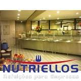refeições coletivas em empresa em Taboão da Serra