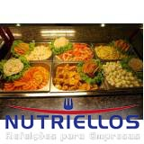 refeições coletivas na indústrias em Santana de Parnaíba