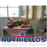 refeição coletiva na empresa