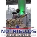 refeições corporativas completas em Carapicuíba
