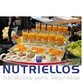 refeições corporativas em locais de trabalho em Embu