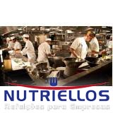 refeições corporativas para fábricas em Franco da Rocha