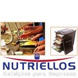 refeições corporativas para indústrias em Embu das Artes