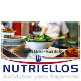 refeições corporativas para obras em Mairiporã