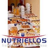 refeições em empresas grandes preço em Ribeirão Pires