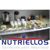 refeições em empresas em Arujá